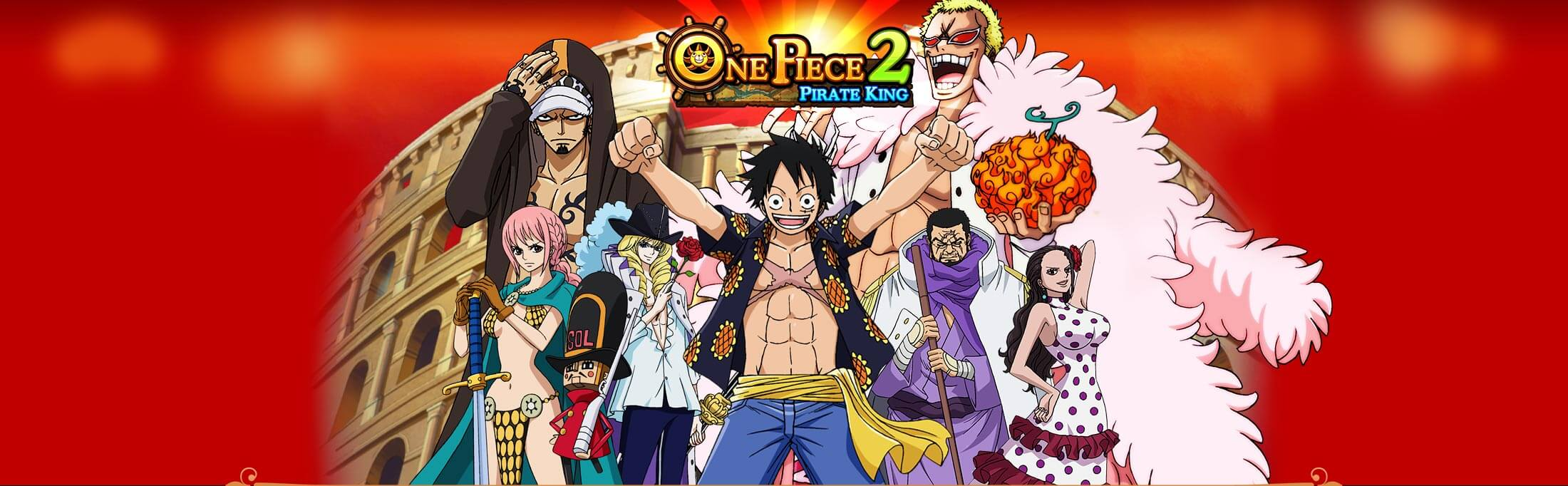 5fd86d8c7b4 One Piece Online 2: Pirate King Game | One Piece Forum