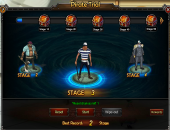 Pirate Trial system