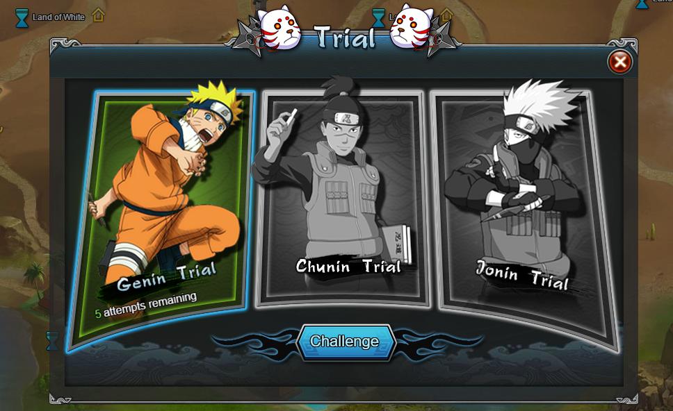 Clash of Ninja